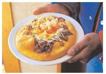 Native americans diet of food nutrition needs body health the frybread taco is a relatively recent addition to native american fare it requires white forumfinder Gallery